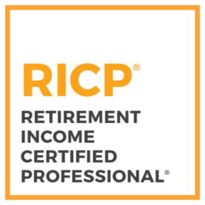 Retirement Income Certified Professional